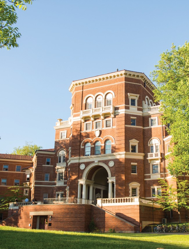 Weatherford Hall